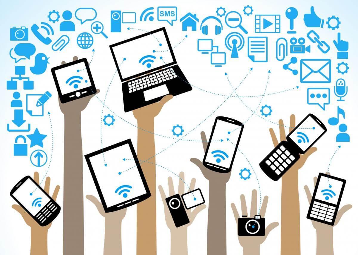Generation C, the Digital Natives