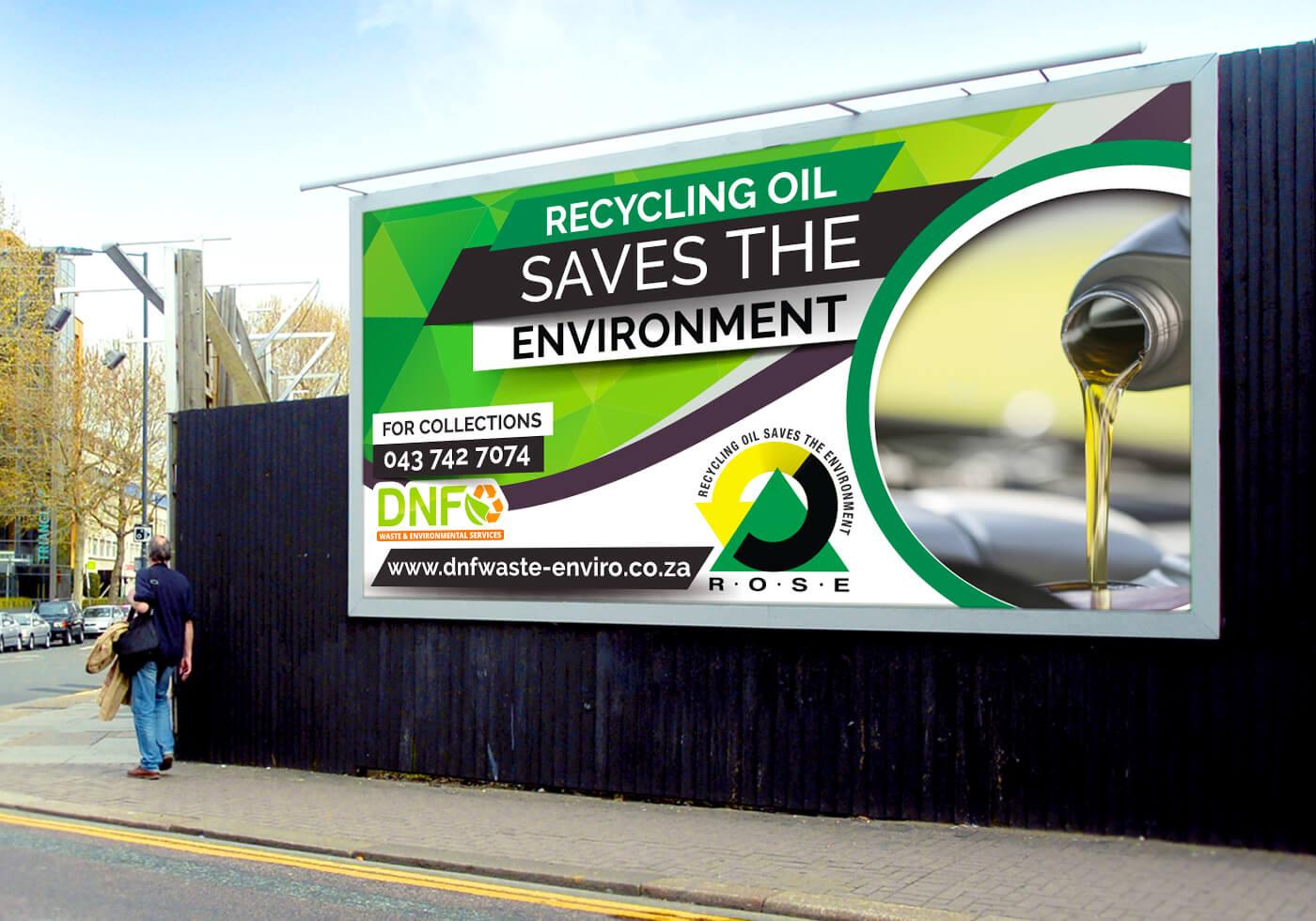 Advertising East London