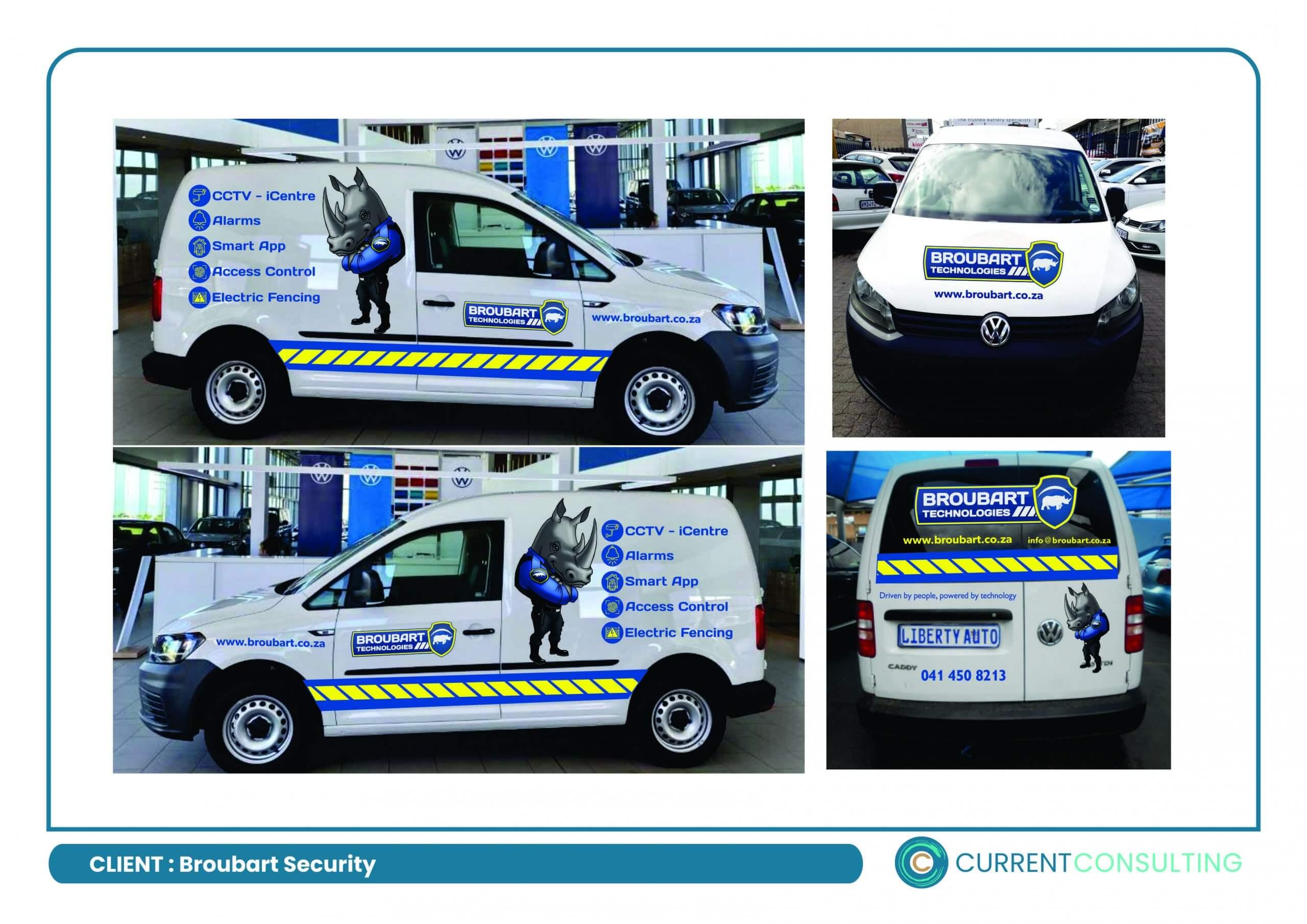 Vehicle Signage East London