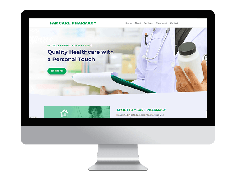 Affordable Website design and development East London